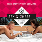 Sex-O-Chess ~ The Erotic Chess Game