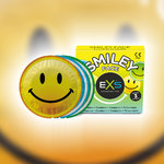 EXS Smiley Kondomi 3kpl